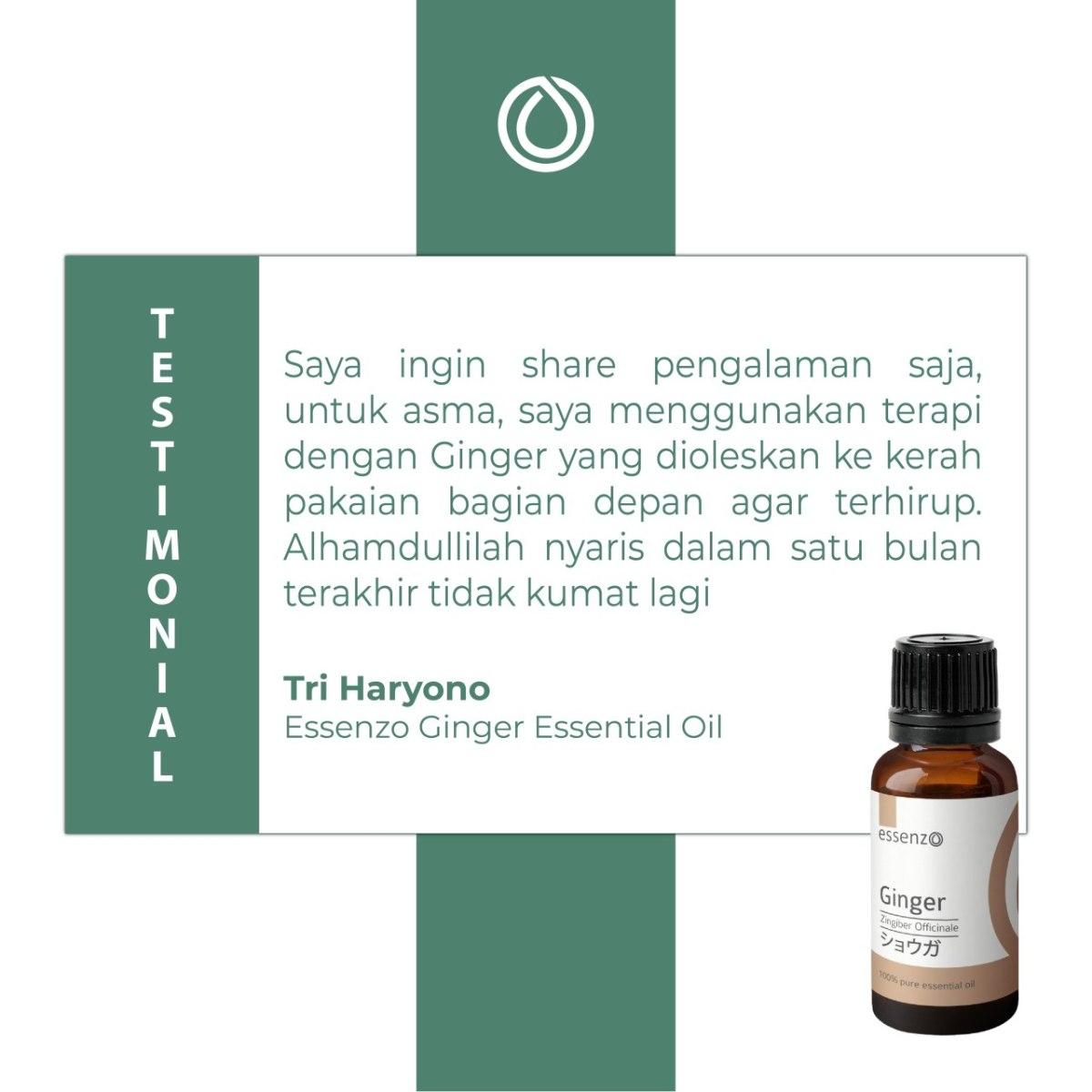 Solusi Essenzo essential oil Mengatasi sakit secarapraktis